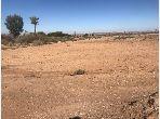 بيع أرض طريق فاس ب. المساحة الإجمالية 10000.0 م².