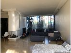 Apartment to purchase in Ain Diab. 5 comfortable rooms. Satellite dish and security.