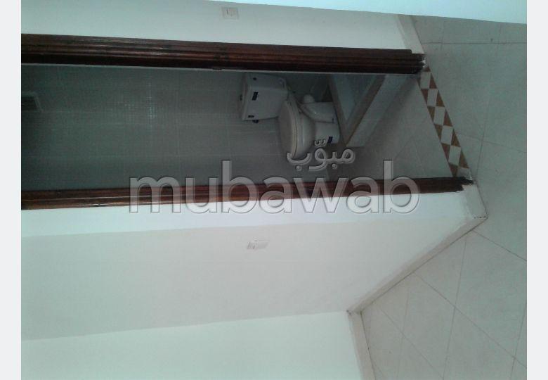 Bel appartement en location à Agadir. Superficie 58 m². Prestation de conciergerie