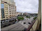 Bel appartement en location à Tanger. 2 grandes pièces