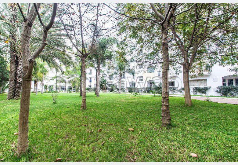 Exclusif 2ch 90 m² donnant sur jardin de 1500 m²
