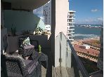 Apartments for rent in Casablanca Marina. 1 lovely room. Well furnished.