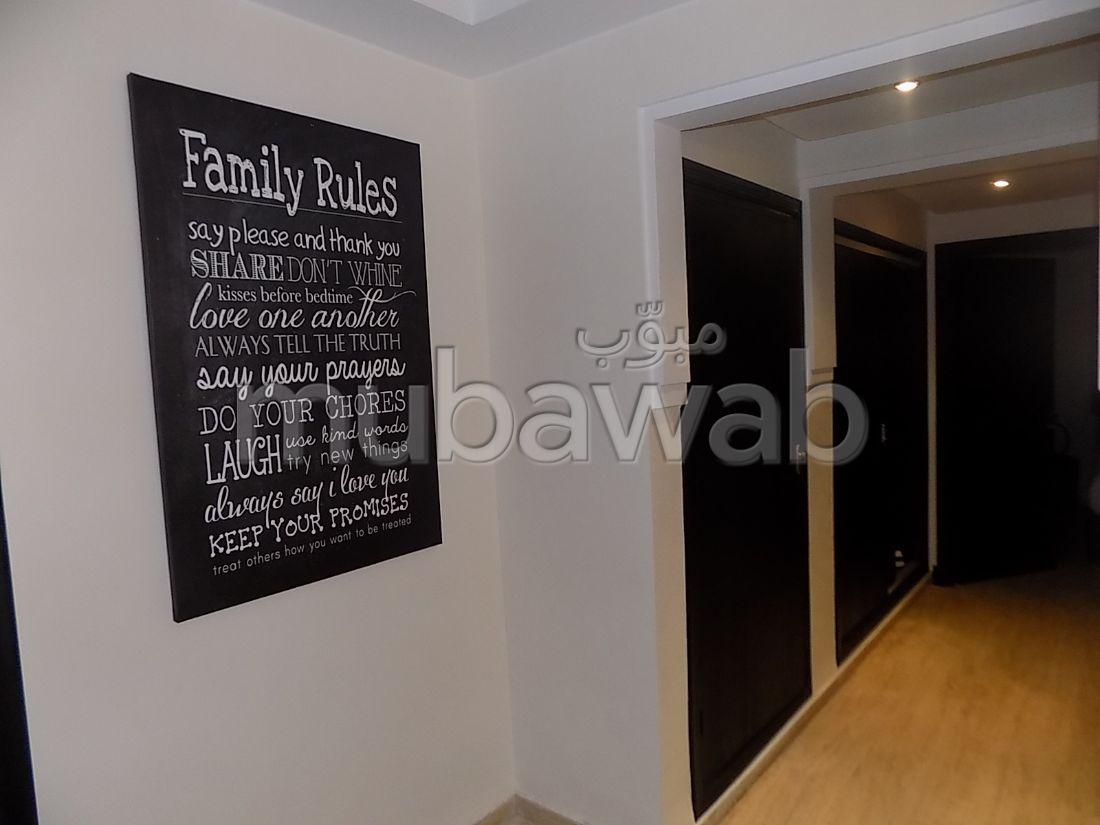 Flat for rent in Guéliz. 2 Practice. Ample storage space.
