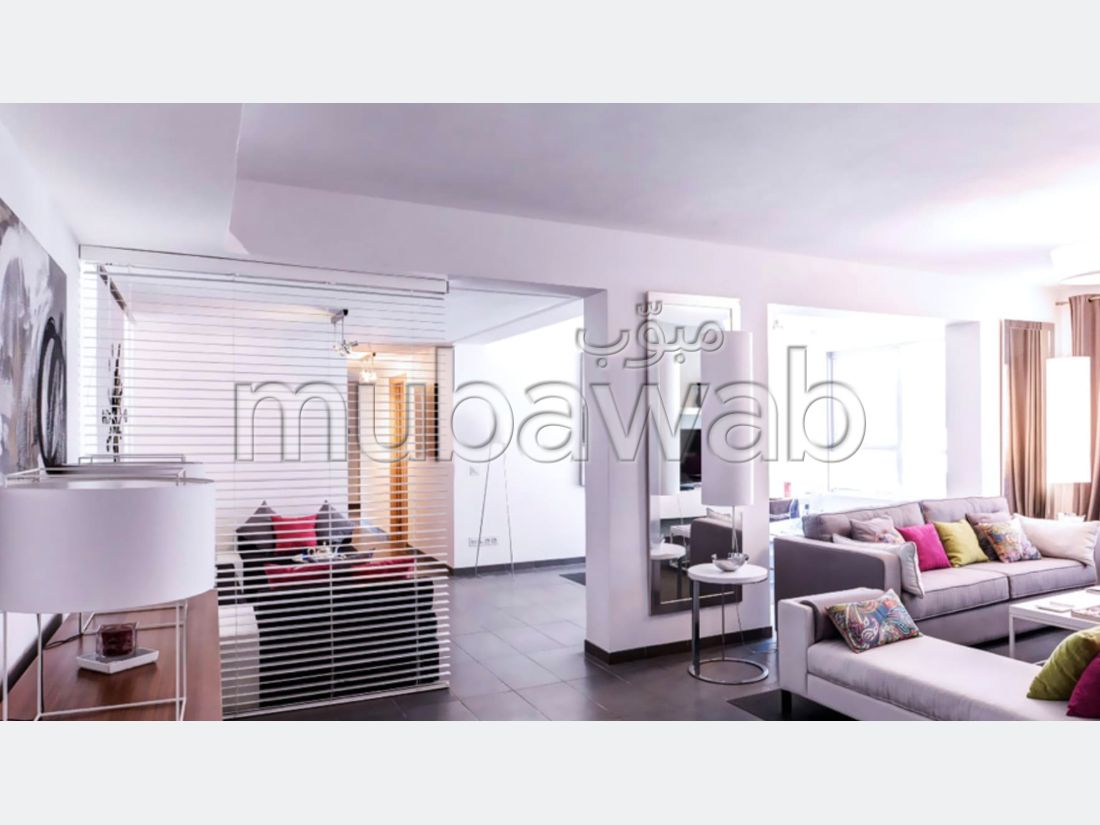 Sell apartment in Malabata. 4 Rooms. General Satellite Dish, Secured neighbourhood.