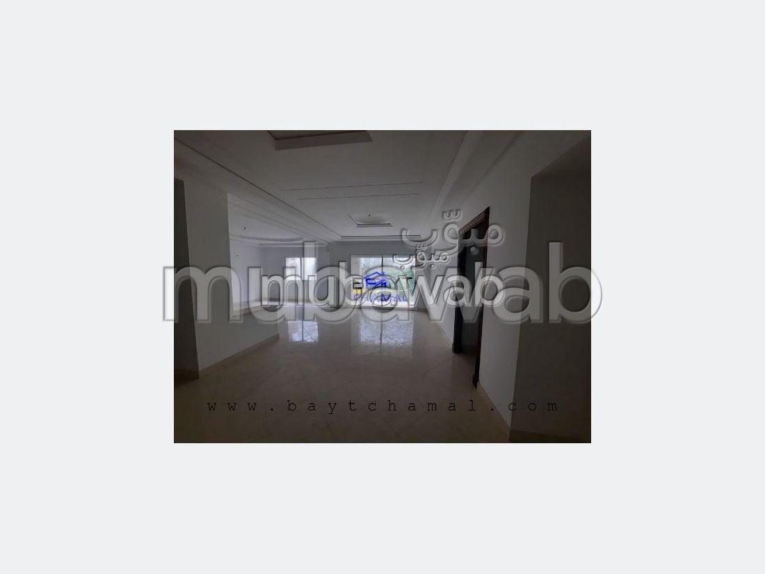 Magnifique appartement à louer à Jbel Kbir
