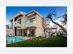 Un programme Inédit, Luxueuses demeures, Magnifiques Villas à Vendre à Anfa Casablanca
