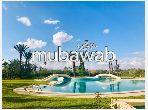 Location saisonnière villa haut standing à Route de Fez. 5 belles chambres. Meublé.