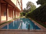 شقة رائعة للايجار بكليز. المساحة الإجمالية 110.0 م². مفروشة.