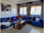 Bonito piso en venta en Route de Fez. 2 Pequeña habitación. Salón con decoración marroquí, sistema de parábola general.