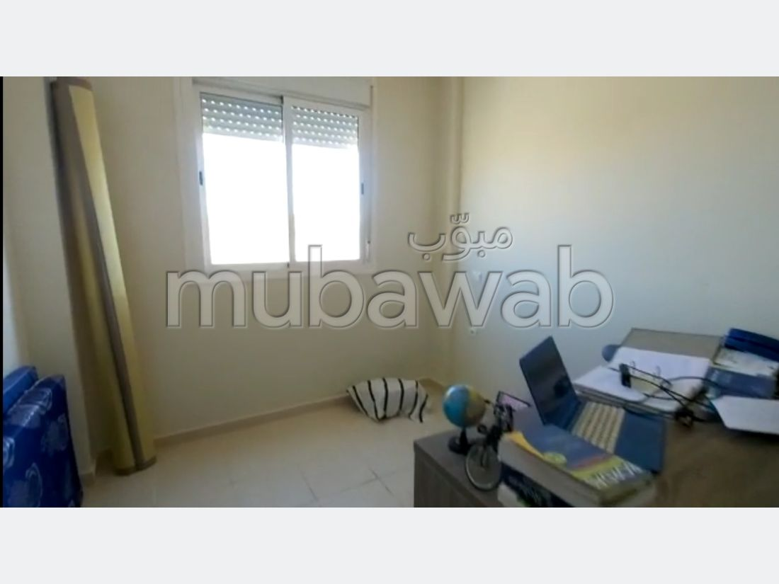 Apartment to purchase in Boukhalef. 2 Large room. No Lift, Balcony.