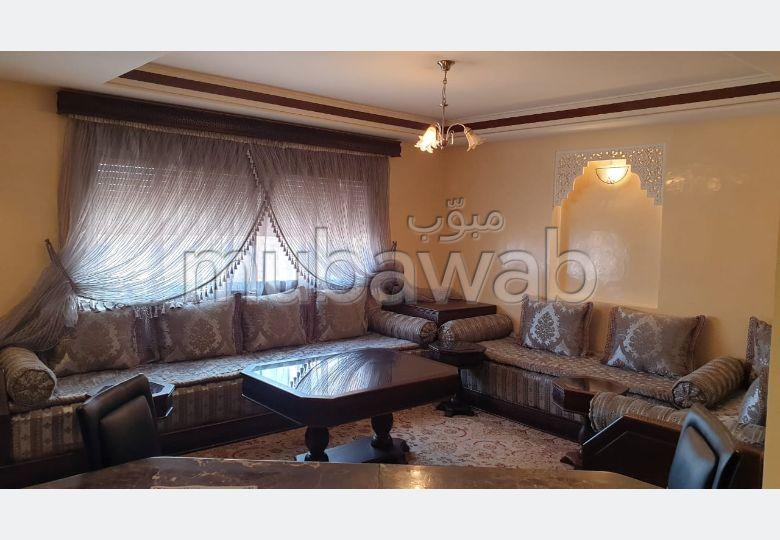 Apparemment meublé a Marrakech