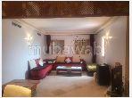 Encuentra un piso en alquiler en Route Casablanca. 2 Habitación pequeña. Bien decorado.