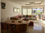 Appartement meublé en location à Marina Salé