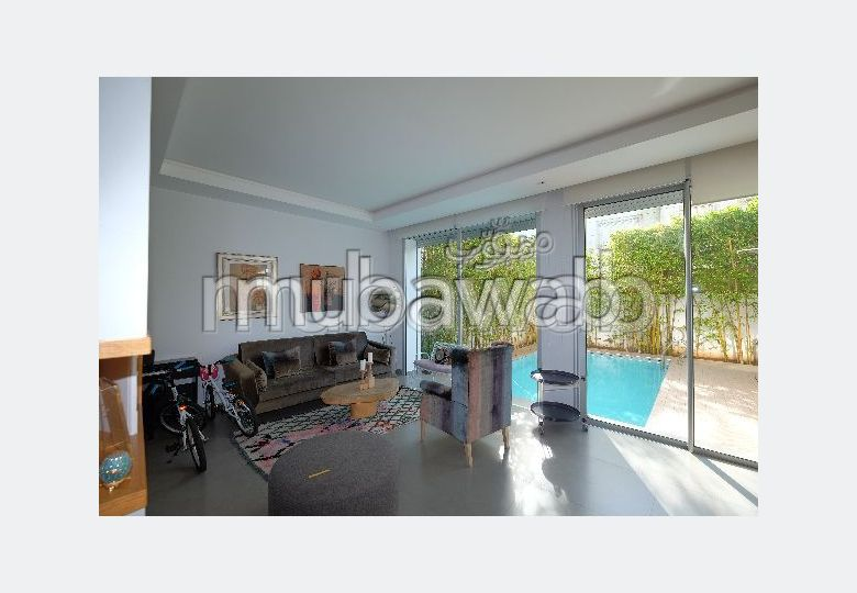 Villa 265 m² Moderne 4 chambres piscine plein sud