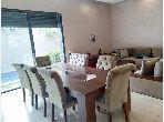 Belle villa a louer meuble sur la route d'ourika
