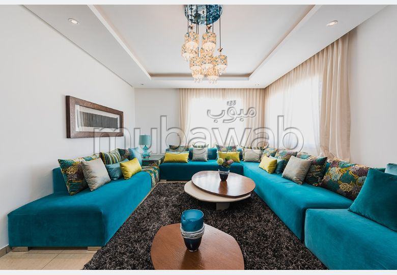 شقة جميلة للكراء بمراكش. المساحة 97 م². مفروشة