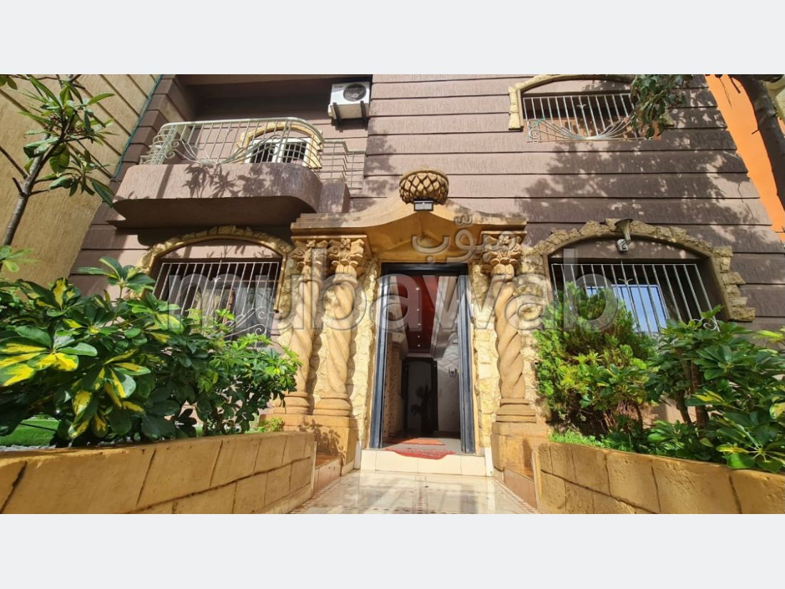 Magic villa a hay Qods bernoussi