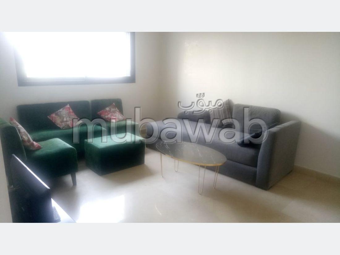 F2 haut de standing meuble en location A prestigia