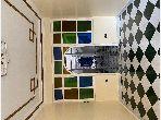 Location d'un appartement à Essaouira. Surface totale 140 m². Fenêtres en double vitrage et vue mer