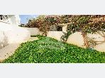 Location d'un appartement avec jardin à la marsa