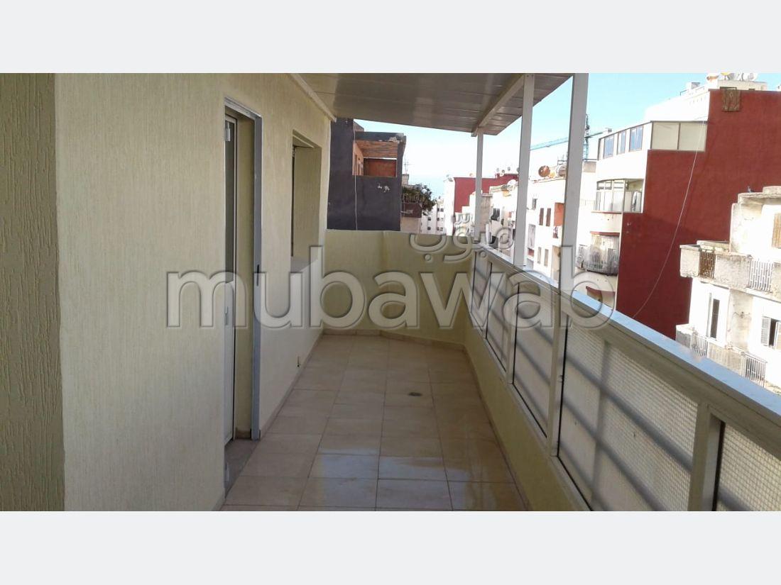 Appartement à vendre Beauséjour 2 terrasses