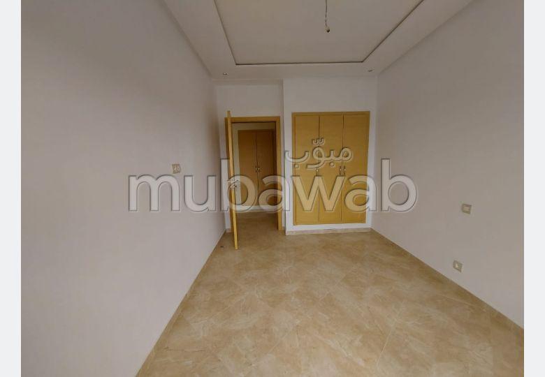 Apt neuf de 3 chambres à louer à jardin d'Agadir