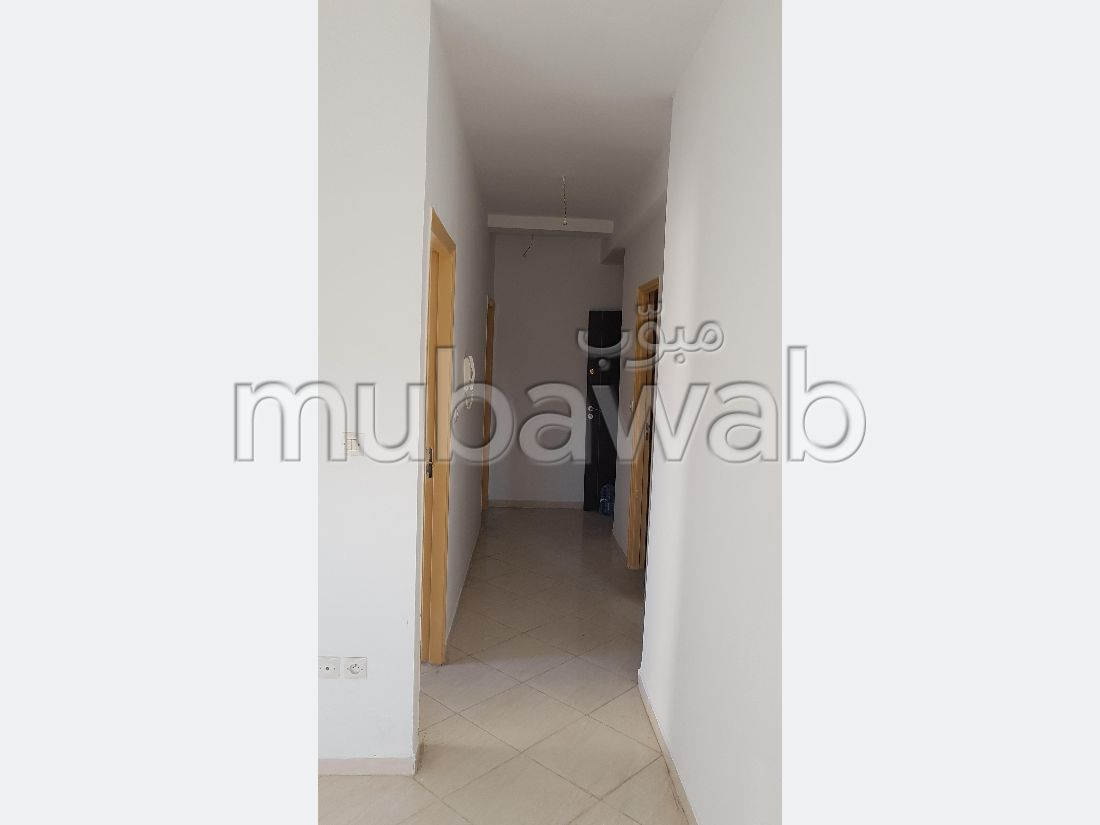 Apartment for sale in Aouama Gharbia. 2 beautiful rooms. Satellite dish system.