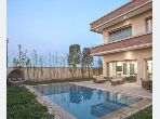 High quality villa for sale in Souani. 4 Small bedroom. Sea view and reinforced door.