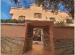 Encuentra tu próxima casa en Route Casablanca. 1 Habitación. Parking y jardin.