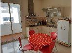 Location d'un appartement à Rabat. 1 belle chambre. Meublé