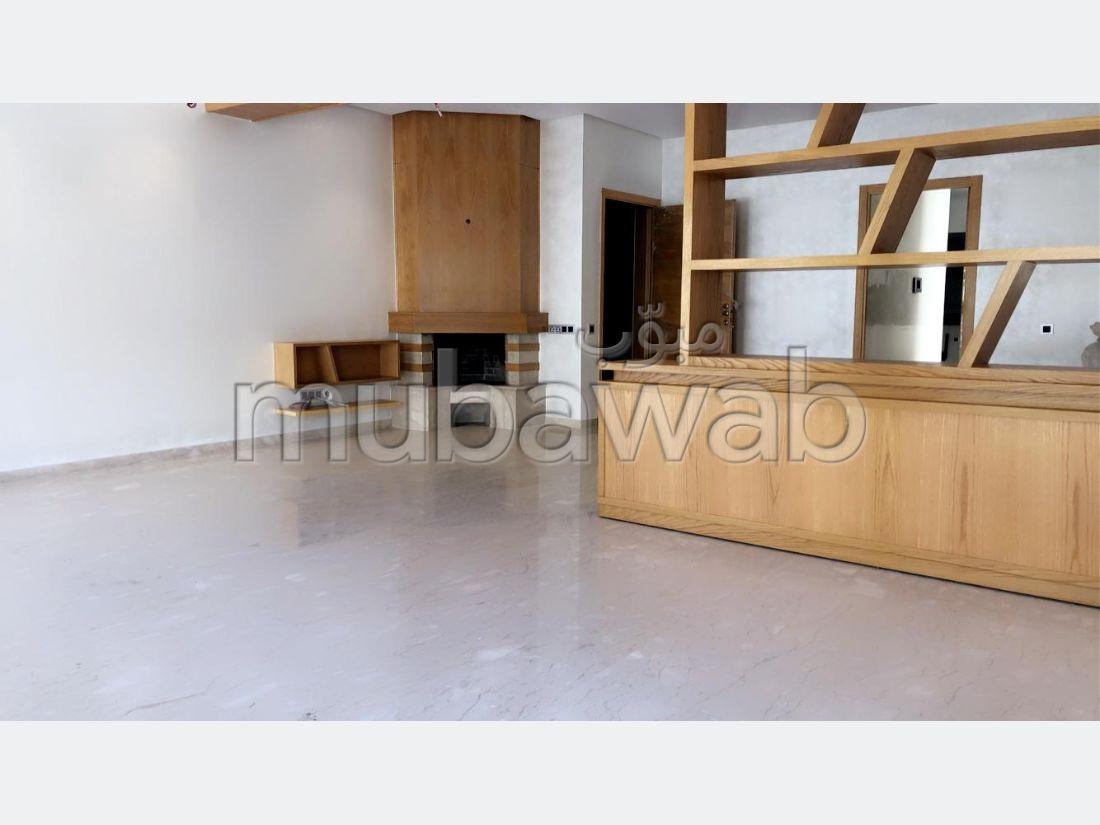 Superbe appartement à vendre à Casablanca. 2 belles chambres. Porte blindée, sécurité