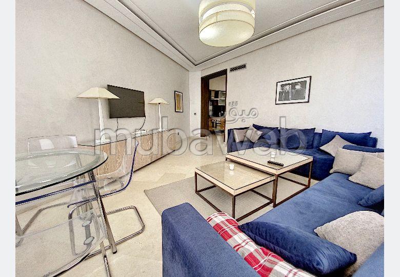 شقة رائعة للإيجار براسين. المساحة الإجمالية 75 م². مفروشة.