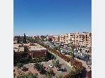 Appartement en vente à Marrakech. Surface totale 94.0 m². Vue exceptionnelle sur les montagnes, porte blindée