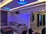 Appartement moderne meublé au centre guéliz marrak