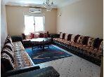 Superbe appartement à louer à Agadir. Superficie 90.0 m². Bien meublé