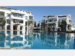 Appartement à louer meublé avec terrasse  piscine à Founty