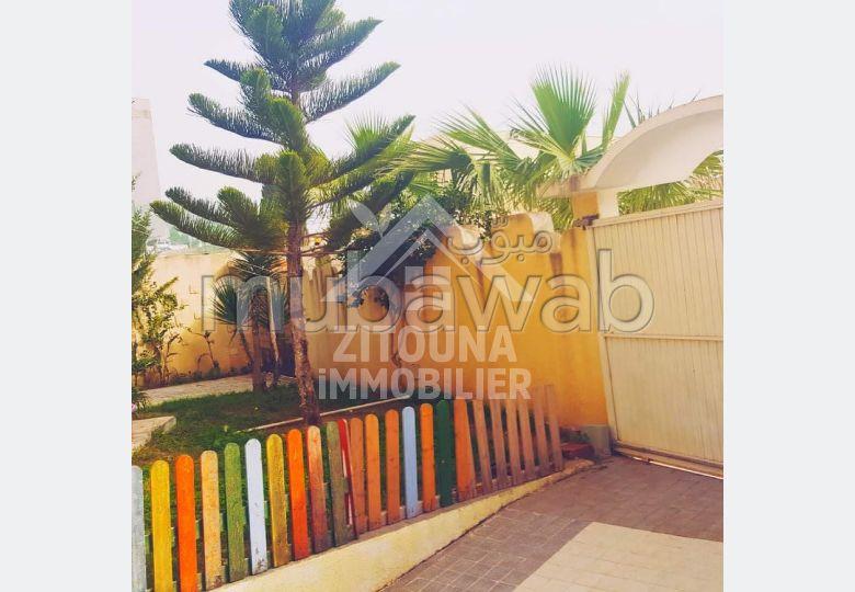A vendre une belle villa de maître à Bizerte