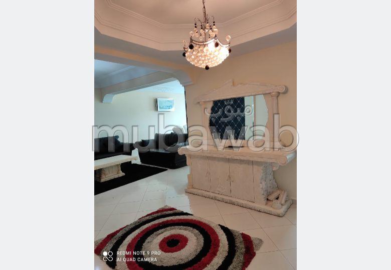 Bel appartement en location à malabata
