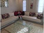 بيع شقة بفال فلوري. 7 قطع كبيرة. باب متين ، صالة مغربية تقليدية.