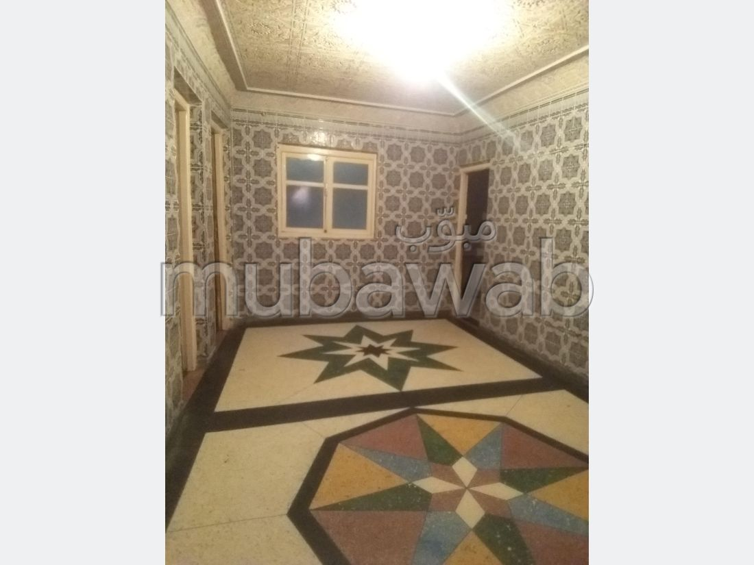 Sale of a lovely apartment in Inbiaat. 3 Master bedroom.