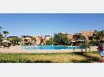 Encuentra una casa en alquiler en Route de Fez. Área total 120 m². Amueblada.