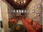 Magnifique maison offrant un hébergement type riad