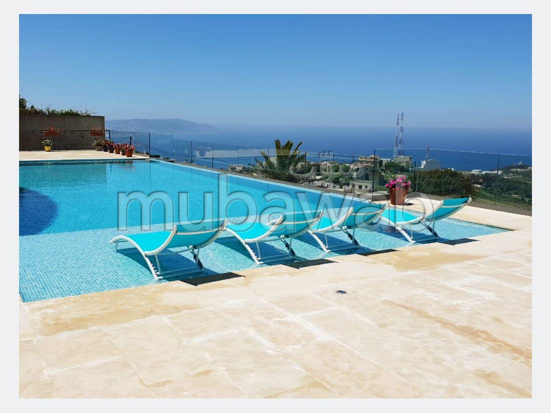 Villa avec une vue incroyable
