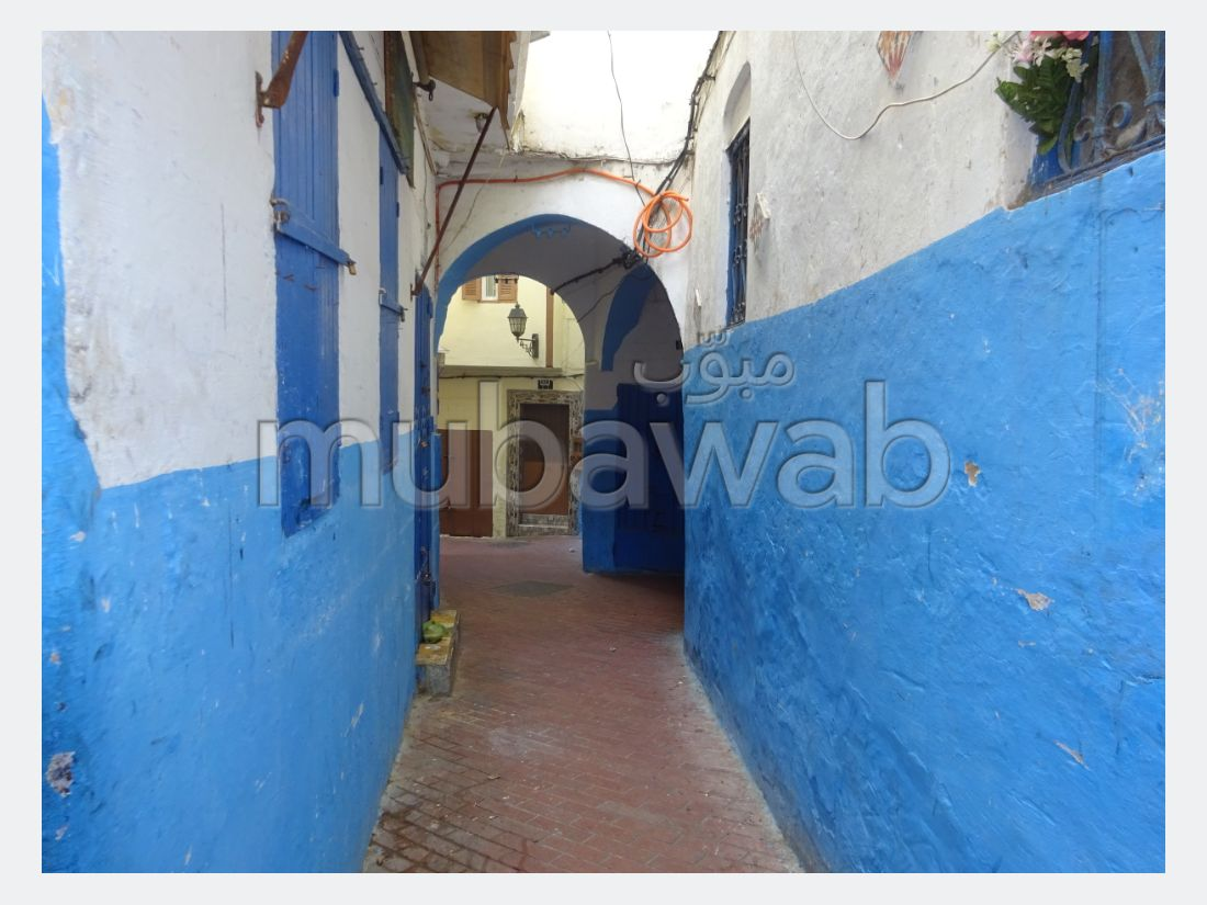 House located in the heart of the medina