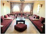 Location saisonnière à Marrakech. Superficie 100 m². Bien meublé
