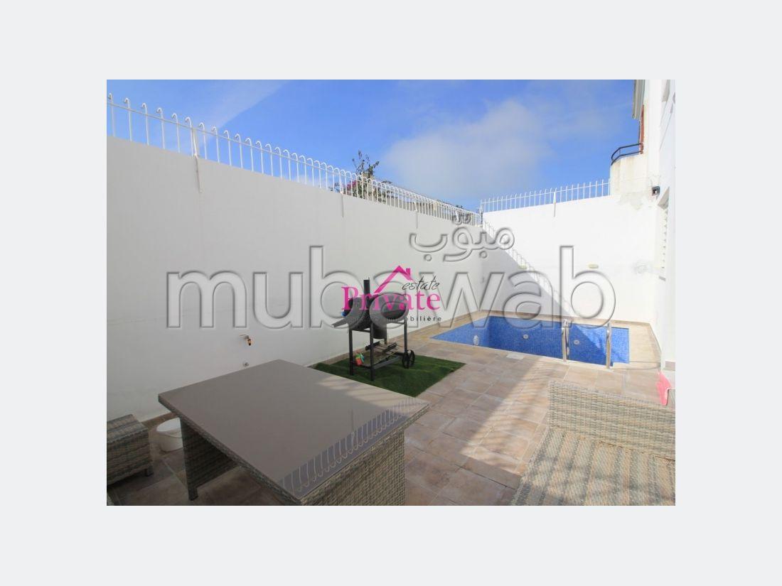 Vente Villa 200m² ACHAKKAR Tanger VZ290