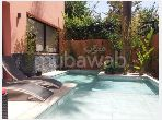 Targa , superbe villa rénovée , meublée , 3 chambres , piscine