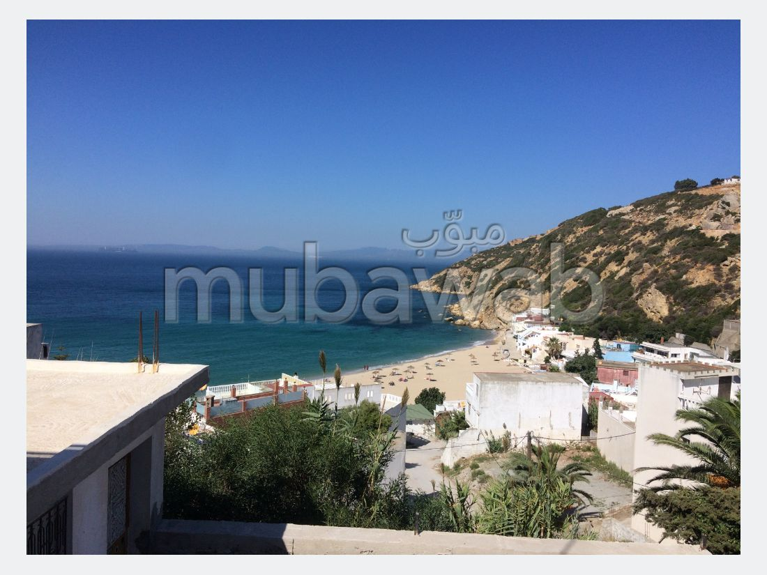 Luxury villa for sale in Malabata with large terrace.