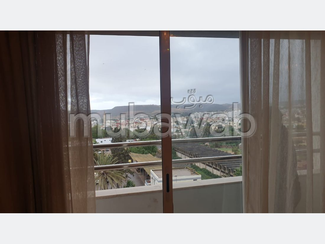 Lovely apartment for rent in Ville Nouvelle. 2 beautiful rooms. Well furnished.