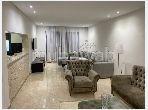 Location étage de villa meublé à la siesta